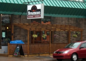 Bramoso Pizza Halifax