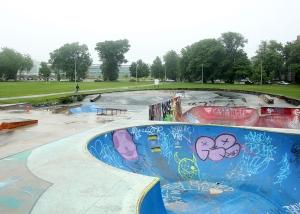 Commons Skate Park