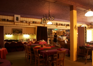 Union Cafe Interior