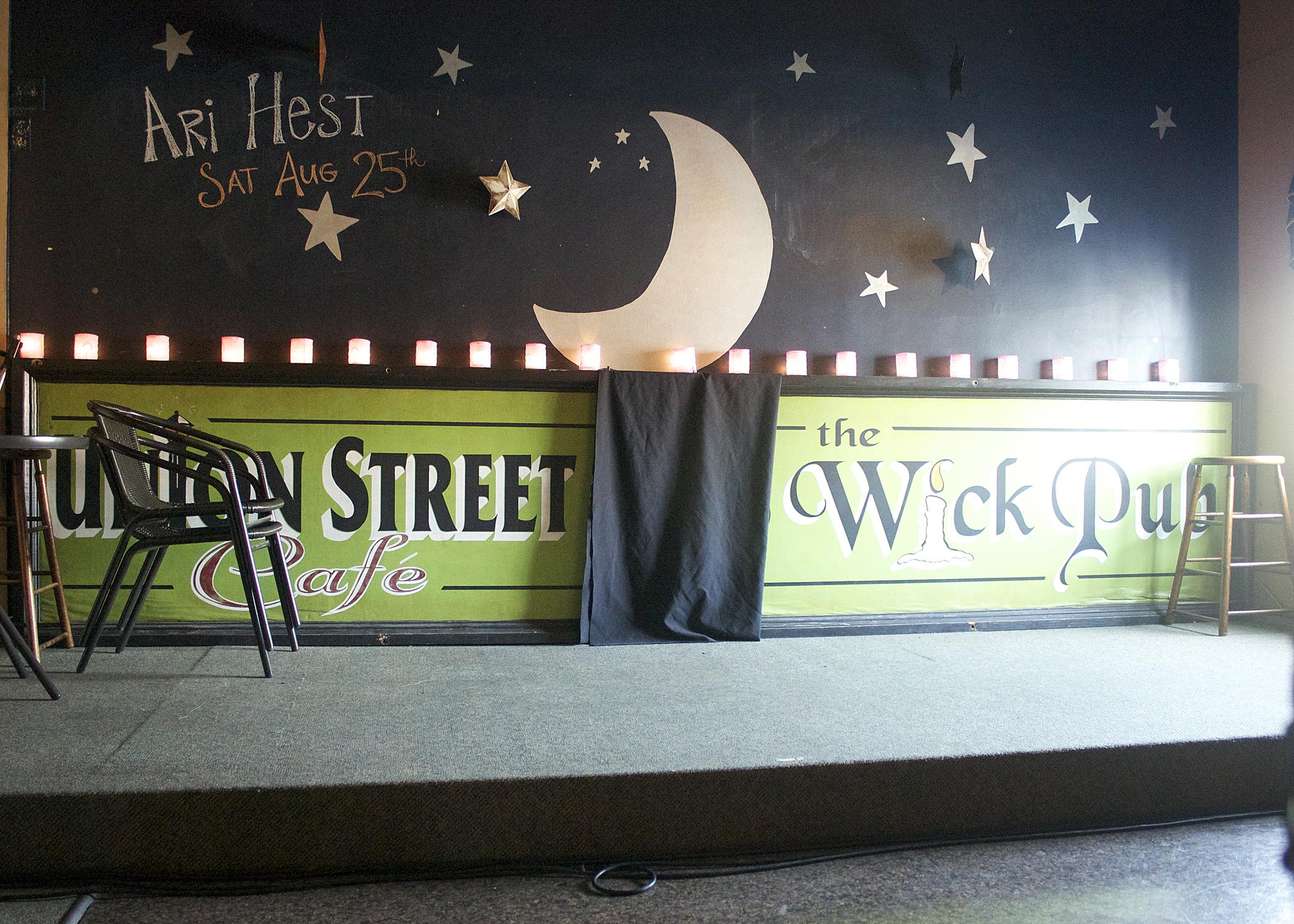 Union Street Brunswick Cafe