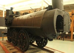 Sampson Train