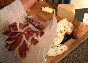 Food from Ratinaud Charcuterie
